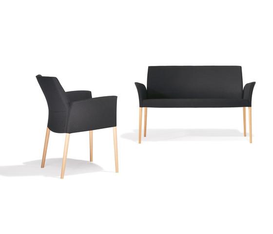 8785/3 Ona Lounge von Kusch+Co