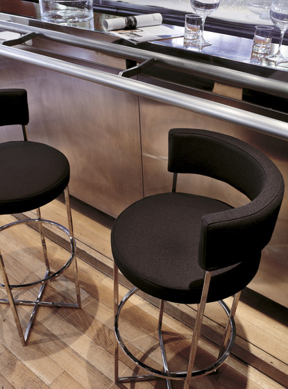 Sirio Sgabello Bar Stools From Porada Architonic