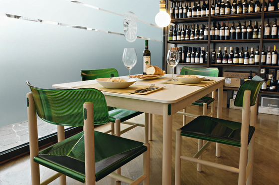 Trattoria Table by Magis
