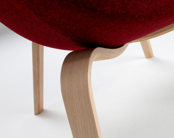 Oyster easy chair de OFFECCT