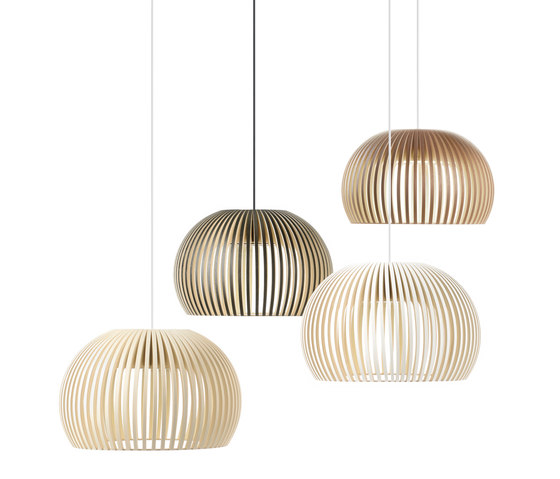 Atto 5000 pendant lamp de Secto Design