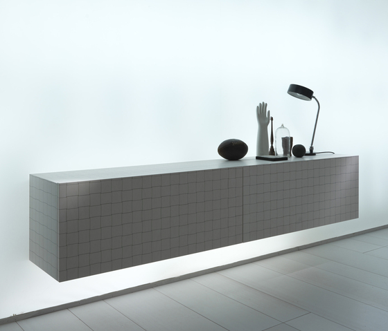 Black & White sideboard by PORRO