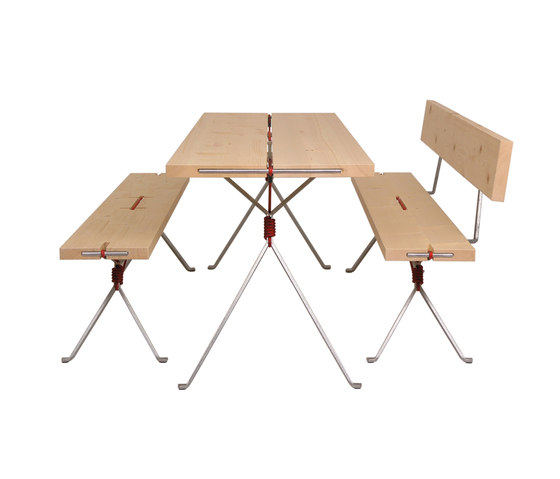 Kampenwand Table by Moormann