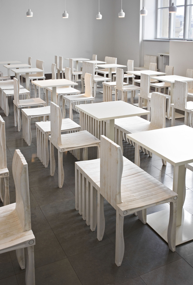 10-Unit System Table von Artek