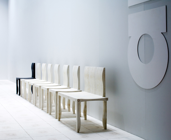 10-Unit System Chair de Artek