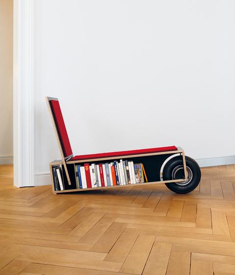 Easy Reader by Moormann