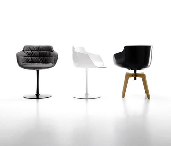Flow chair* di MDF Italia