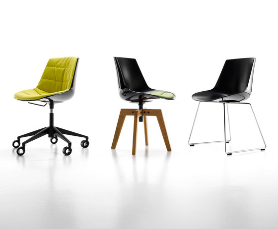 Flow chair* von MDF Italia