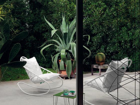 Framura chaise | pouf by De Padova