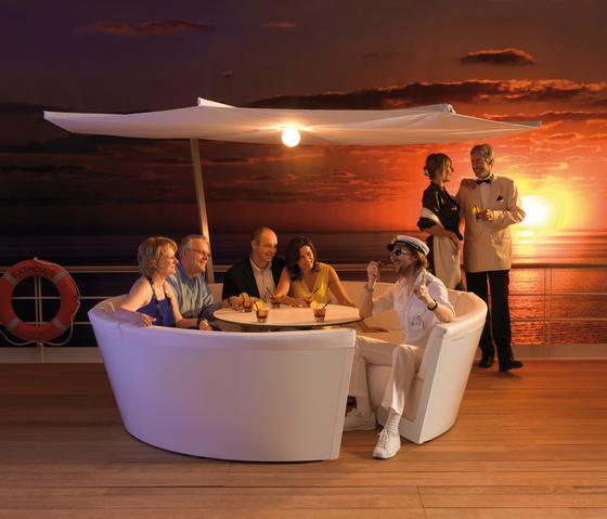 kosmos de extremis high parasol produit. Black Bedroom Furniture Sets. Home Design Ideas