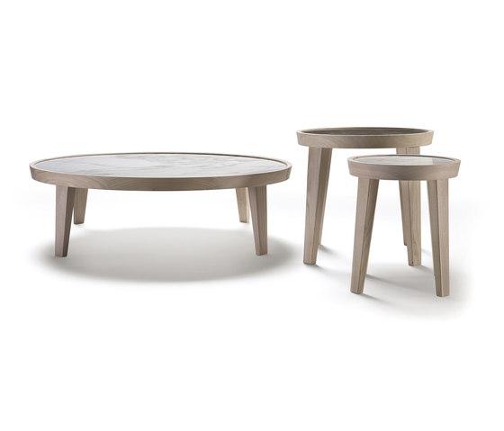 Dida table by Flexform