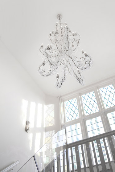 Coco ceiling lamp by Brand van Egmond