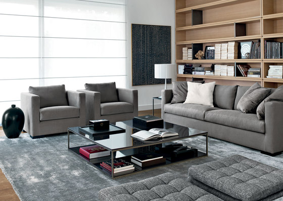 Belmon Sofa / Sofa Bed de Meridiani