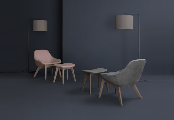 Morph Lounge and Pouf de Zeitraum