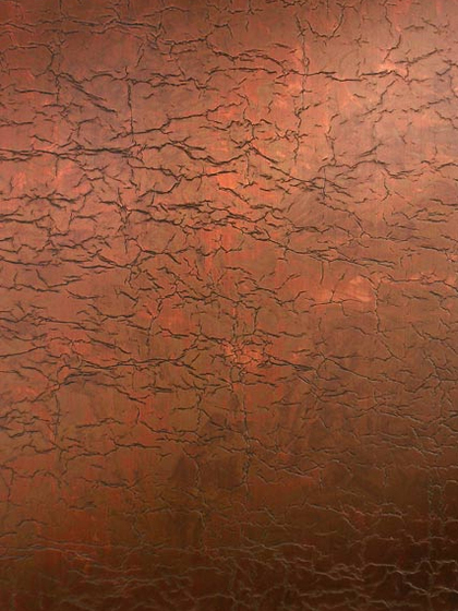 Copper Wall Covering : Copper crisp by homapal product