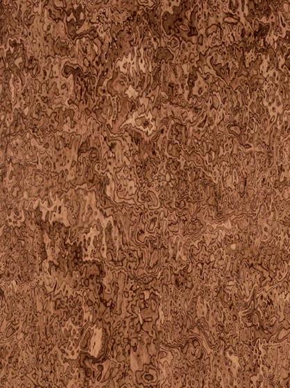 H26/180 Wood matt Walnut Maser de Homapal