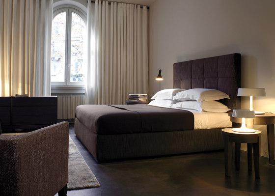 Bardot di meridiani letto due letto prodotto for Catalogo meridiani