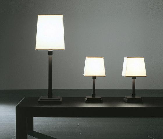Garlan Due Lampe de table de Meridiani