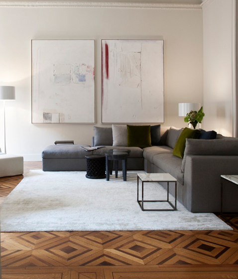 Louis Plus Sofa von Meridiani