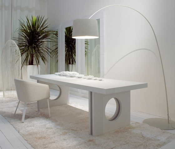 Martin Table by Meridiani