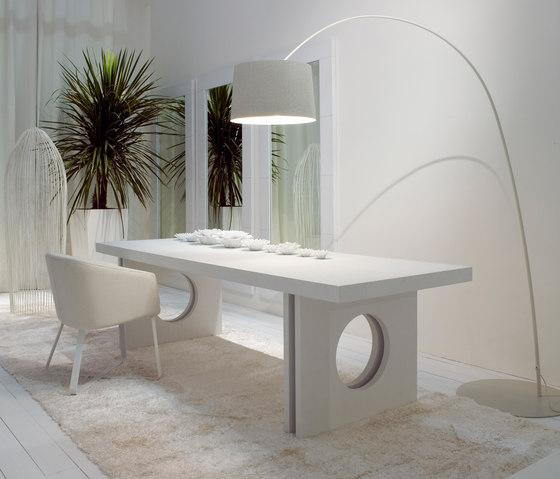 Martin von meridiani tisch produkt for Tisch design andrea