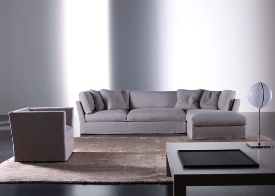 Queen Sofa Modular by Meridiani
