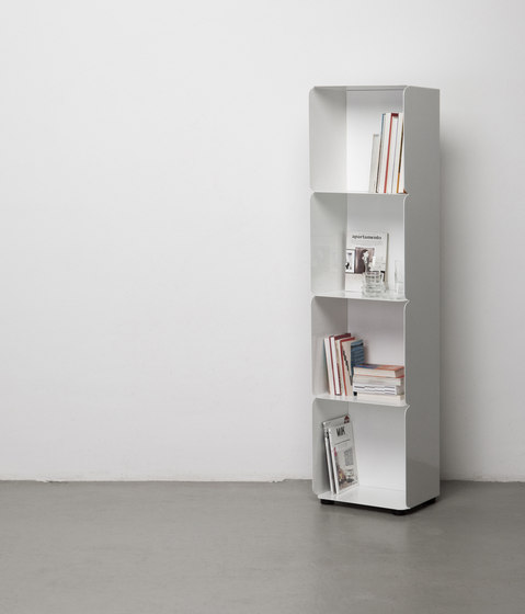 Collar bookcases | bookcase modules de Quodes
