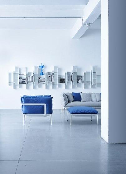 Yale sofa von MDF Italia