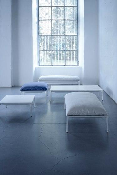 Yale armchair de MDF Italia