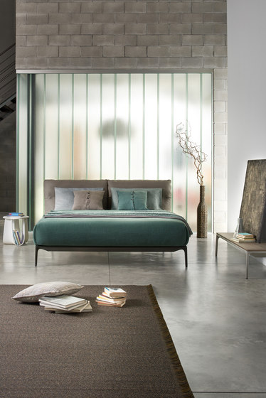 Yale Bed by MDF Italia