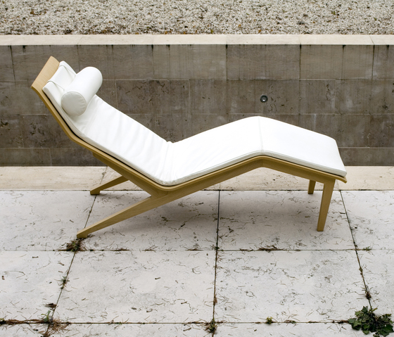 Musa Chaise longue by Bedont