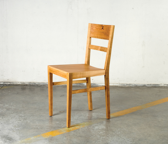 Segno chair by Bedont