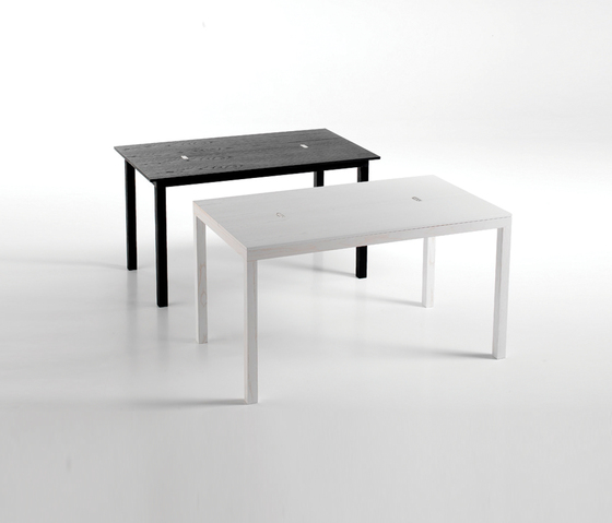 Twins table by Bedont