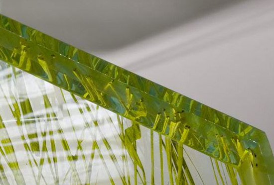SEAWEED GLASS - Decorative glass from 3form Europe | Architonic