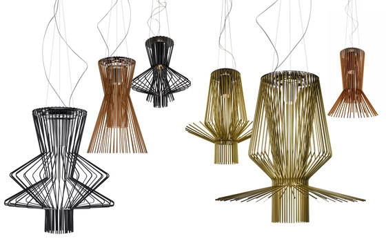Allegretto Vivace suspension by Foscarini