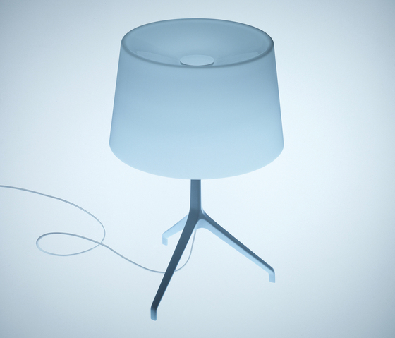 Lumiere XXL tavolo (color ON) di Foscarini
