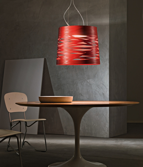Tress wall small by Foscarini