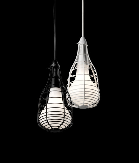 Cage Table Lamp Mic by Foscarini