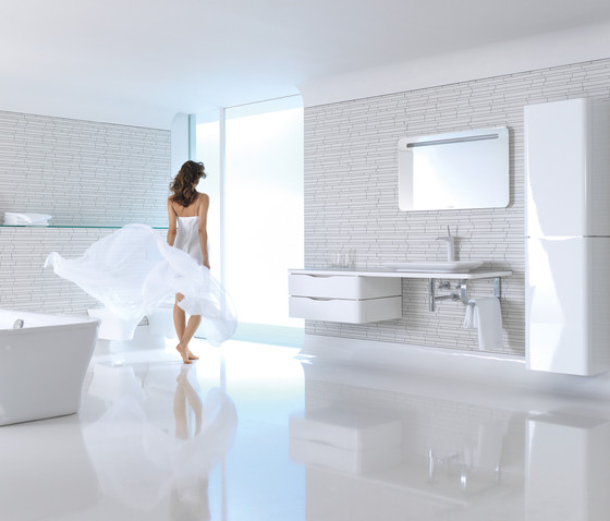 PuraVida - Bathtub by DURAVIT