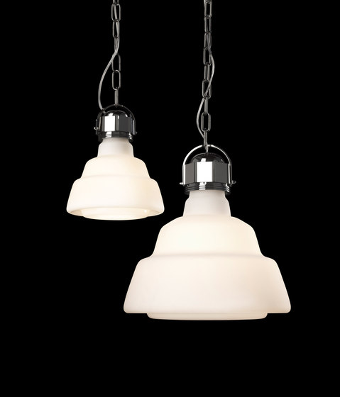 Glas suspension large by Diesel by Foscarini