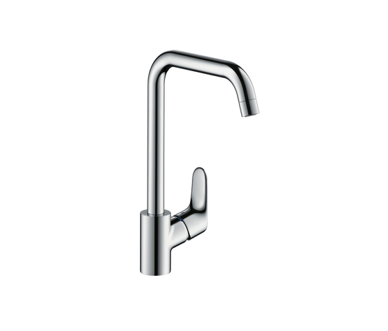 Hansgrohe Focus E² Single Lever Kitchen Mixer DN15 by Hansgrohe