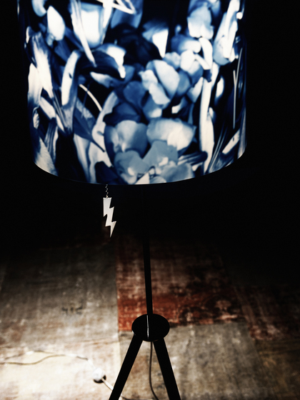 Graf Natural Hanging lamp by Foscarini