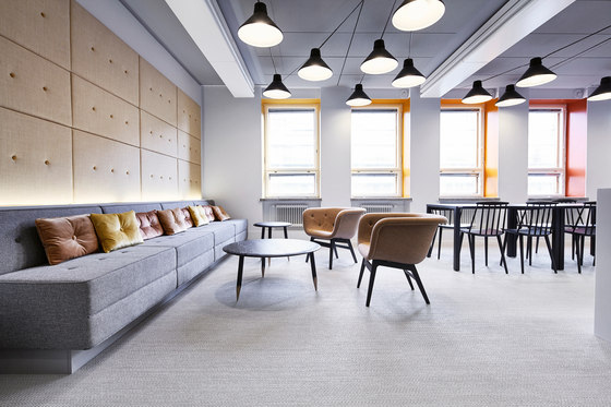 BKB Sisal Plain Steel by Bolon