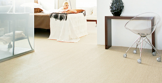 BKB Sisal Plain Beige by Bolon