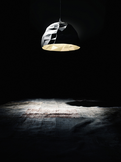 Rock terra bianco di Diesel by Foscarini
