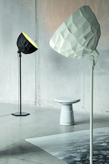 Rock suspension black by Diesel by Foscarini
