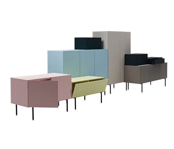 Toshi Lay-on Cabinet by Casamania