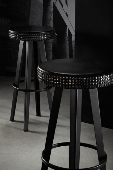 Bar Stud Stool by Diesel by Moroso