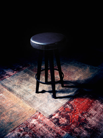 Bar Stud Stool di Diesel by Moroso