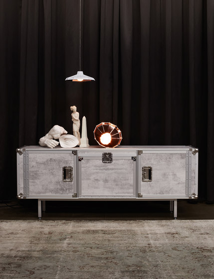 Total Flightcase di Diesel by Moroso